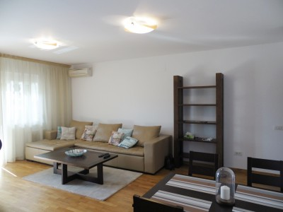 Apartment for rent 3 rooms Herastrau area, Bucharest 107 sqm