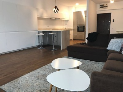 Apartament de inchiriat 3 camere zona Herastrau, Bucuresti 115 mp