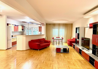 Apartament de inchiriat 3 camere zona Herastrau, Bucuresti 130 mp