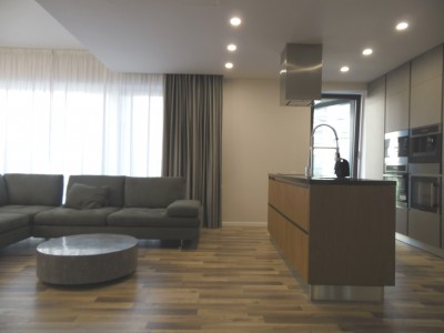 Apartment for rent 3 rooms Herastrau area, Bucharest 160 sqm