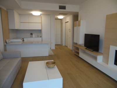 Apartment for rent 3 rooms Herastrau area, Bucharest 85 sqm