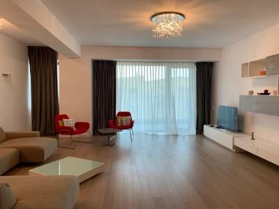 Apartament de inchiriat 3 camere zona Herastrau-Nordului, Bucuresti 150 mp