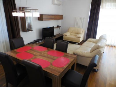 Apartment For Rent 4 Rooms Iancu Nicolae Area 140 Sqm