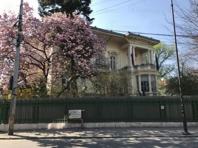 Apartament de inchiriat 5 camere in vila zona Gradina Icoanei, Bucuresti 155 mp