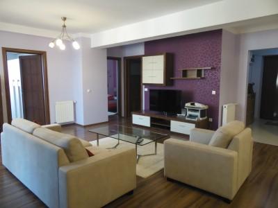 Apartament de inchiriat tip penthouse 3 camere zona Pipera - Scoala Britanica, Bucuresti