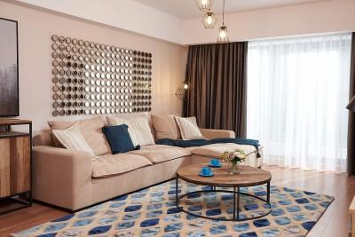 Apartament de vanzare 2 camere zona Dacia 80 mp