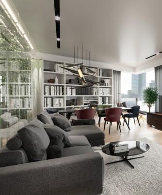Apartament de vanzare 2 camere zona Aviatiei 105 sqm
