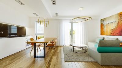 Apartament de vanzare 2 camere zona Baneasa 64.43 mp