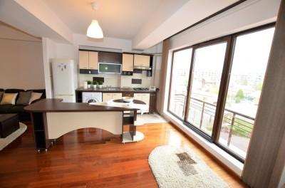 Apartament de vanzare 2 camere zona Baneasa-Dobrogeanu Gherea, Bucuresti 80 mp