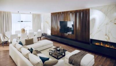 Apartment for sale 3 rooms Herastrau area 156 sqm