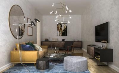 Apartament de vanzare 3 camere zona Domenii-Expozitiei, Bucuresti 111 mp