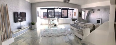 Apartament de vanzare 3 camere zona Dorobanti, Bucuresti 153 mp
