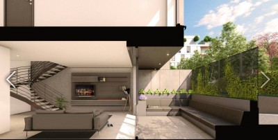 Apartment for sale 3 rooms Herastrau area 118 sqm