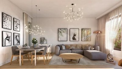 Apartment for sale 3 rooms Pipera area 85 sqm