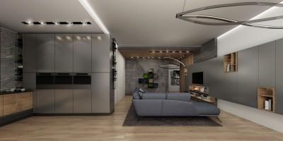 Apartament de vanzare 3 camere zona Pipera-Aviatiei, Bucuresti 135 mp