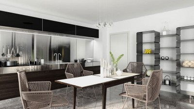 Apartament de vanzare 4 camere zona Floreasca, Bucuresti 230 mp