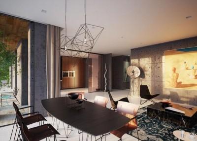 Rahmaninov Residence- Apartament de vanzare 4 camere zona Floreasca, Bucuresti 250 mp