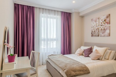 Apartment for sale 4 rooms Pipera area, Bucharest 109.15 sqm