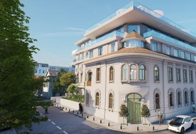 Apartament de vanzare 5 camere zona Parcul Ioanid, Bucuresti 296 mp