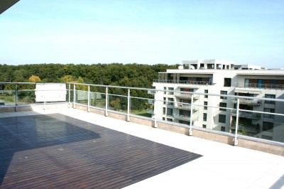 Apartment for sale penthouse type 5 rooms Baneasa Residence area, Bucharest