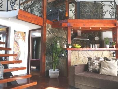 Apartament penthouse de vanzare in vila 4 camere zona Floreasca, Bucuresti 205 mp