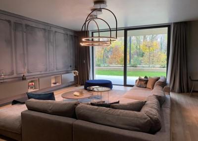 Apartament  2 camere, terasa mare si vedere spre Parcul Verdi 150 mp