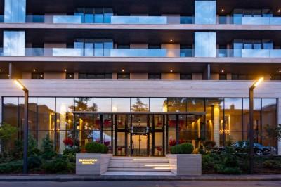 Special apartment for sale 3 rooms Floreasca Verdi Park area 314.77 sqm