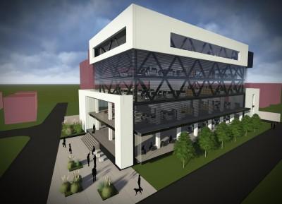 Imobil birouri de vanzare zona Nord - Aviatiei, Bucuresti 8.900 mp