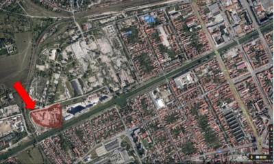 Teren de vanzare Timisoara 26.096 mp