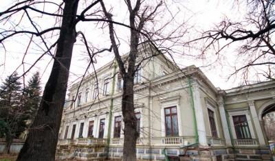 Palatul Crissoveloni- Cantacuzino de vanzare zona Calea Victoriei, Bucuresti 3500 mp