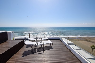 Penthouse de vanzare 3 camere Marbella, Spania 220 mp