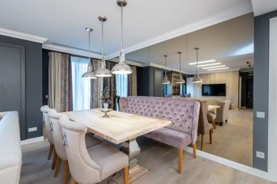 Penthouse de vanzare 3 camere zona Dorobanti 144 mp