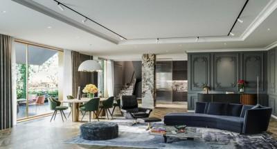 Penthouse for sale 4 rooms Dacia - Viitorului area, Bucharest 381 sqm
