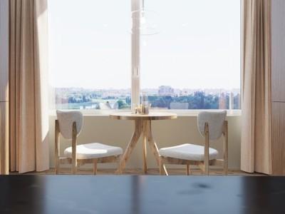 Penthouse de vanzare 5 camere zona Floreasca, Bucuresti 430 mp