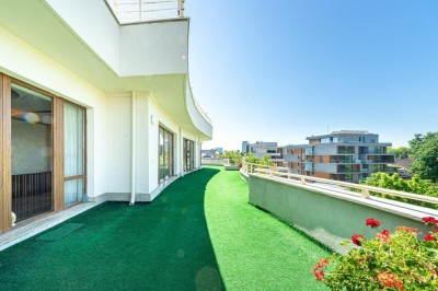 Penthouyse 5 rooms Kiseleff - Charles de Gaulle, Bucharest 800 sqm