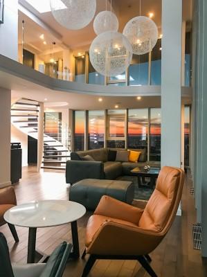Penthouse de vanzare 5 camere zona Tineretului, Bucuresti 540 mp
