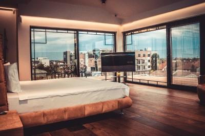 Penthouse for sale 6 room Pipera - Iancu Nicolae area, 435 sqm