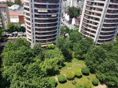 Penthouse/ duplex for sale 4 rooms Central Park - Stefan cel Mare, Bucharest