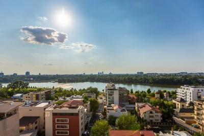 Penthouse tip duplex de vanzare 7 camere zona Parcul Verdi, Bucuresti