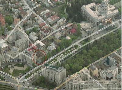 Spatiu de birouri de inchiriat Bucuresti zona Piata Unirii 192 mp