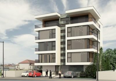Proiect rezidential zona Pipera, Bucuresti