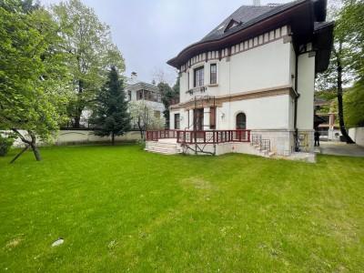 Unique and representative property for rent in Dorobanti - Capitale area, 650 sqm