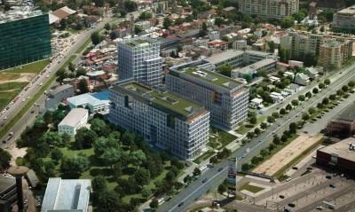 Spatii birouri de inchiriat Palatul Parlamentului - Hotel Marriott, Bucuresti