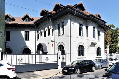 Spatii birouri de inchiriat in vila zona Gradina Icoanei, Bucuresti 938 mp
