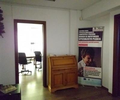 Office spaces for rent Calea Dorobantilor area, Bucharest 130 sqm