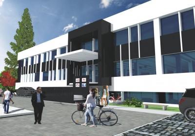 Spatii birouri de inchiriat zona Metrou Pipera, Bucuresti 3.850 mp