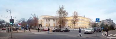 Spatiu comercial de inchiriat zona Piata Victoriei - Aviatorilor, Bucuresti 59.4 mp