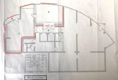 Spatii birouri de vanzare zona Calea Plevnei, Bucuresti 155 mp