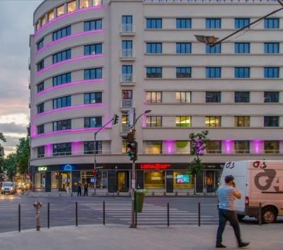Spatii de birouri mobilate de inchiriat zona Bulevardul Magheru, Bucuresti