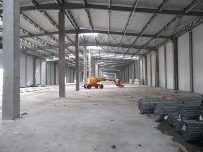 Industrial spaces for rent Afumati - Bucuresti Urziceni Road, 8.800 sqm